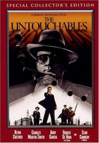 The Untouchables (1987) movie poster