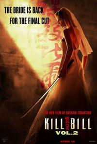 Kill Bill: Vol. 2 movie poster
