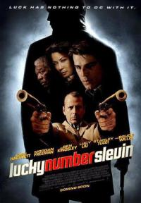 Lucky Number Slevin (2006) movie poster