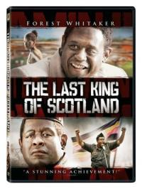 The Last King of Scotland (2006) movie poster