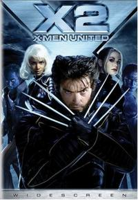 X2 movie poster