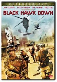Black Hawk Down (2001) movie poster