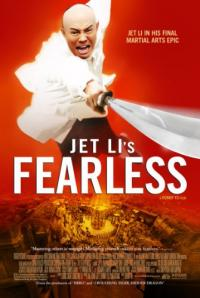 Fearless movie poster