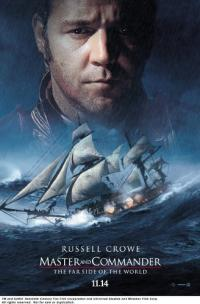 Master and Commander: The Far Side of the World movie poster