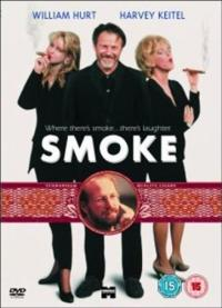 Smoke (1995) movie poster