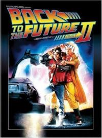 Back to the Future Part II (1989) movie poster