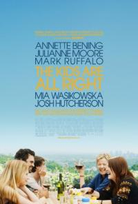 The Kids Are All Right (2010) movie poster