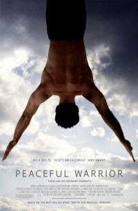 Peaceful Warrior (2006) movie poster