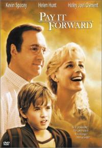 Pay It Forward movie poster