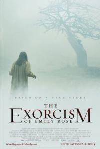 The Exorcism of Emily Rose (2005) movie poster