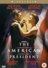 The American President (1995) movie poster