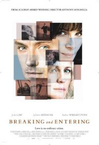 Breaking and Entering movie poster