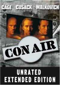 Con Air (1997) movie poster