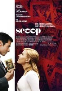 Scoop (2006) movie poster