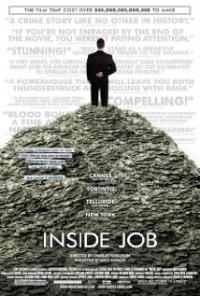 Inside Job (2010) movie poster