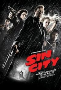 Sin City (2005) movie poster