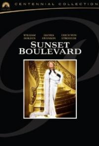 Sunset Blvd. movie poster