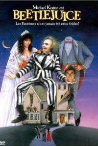 Beetle Juice movie poster