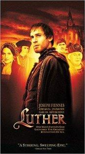 Luther (2003) movie poster