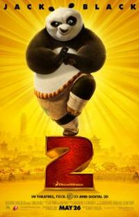 Kung Fu Panda 2 movie poster