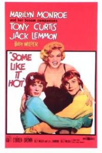 Some Like It Hot (1959) movie poster