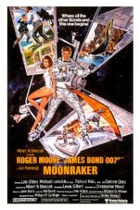 Moonraker (1979) movie poster