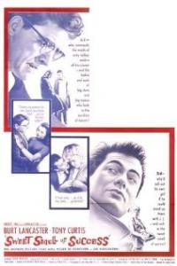 Sweet Smell of Success movie poster