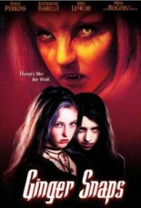Ginger Snaps movie poster