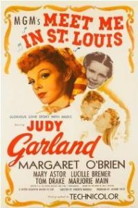 Meet Me in St. Louis (1944) movie poster