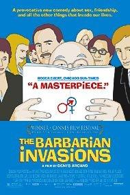 The Barbarian Invasions (2003) movie poster