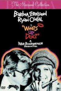 What's Up, Doc? (1972) movie poster