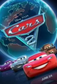 Cars 2 (2011) movie poster
