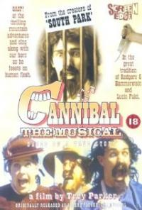Cannibal! The Musical movie poster