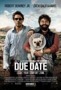 Due Date movie poster