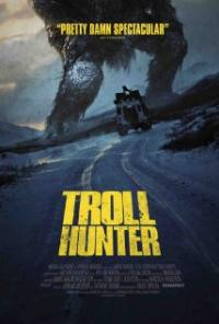 TrollHunter movie poster