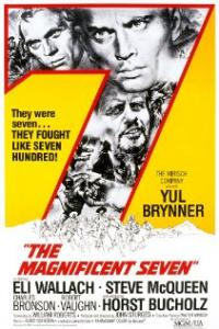 The Magnificent Seven (1960) movie poster