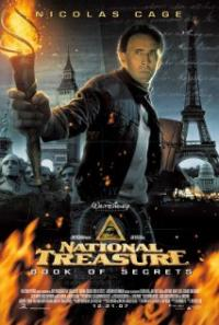 National Treasure: Book of Secrets (2007) movie poster