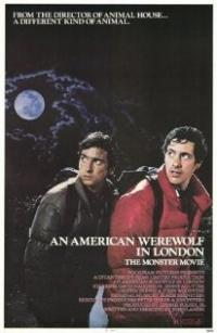 An American Werewolf in London (1981) movie poster