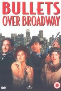 Bullets Over Broadway (1994) movie poster