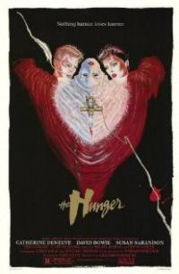 The Hunger (1983) movie poster