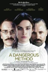 A Dangerous Method (2011) movie poster
