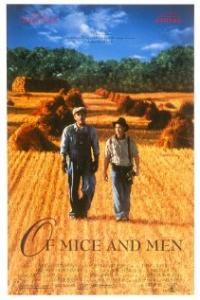Of Mice and Men (1992) movie poster