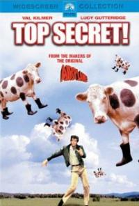 Top Secret! (1984) movie poster