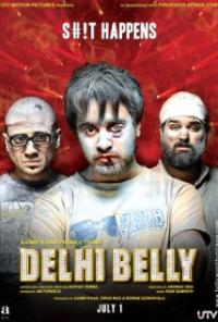 Delhi Belly (2011) movie poster