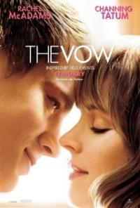 The Vow (2012) movie poster