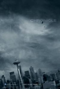 Chronicle (2012) movie poster