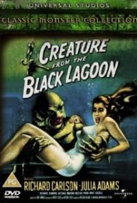 Creature from the Black Lagoon (1954) movie poster