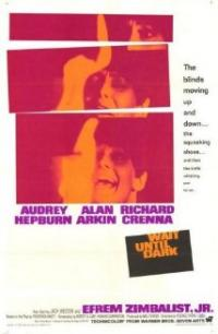 Wait Until Dark (1967) movie poster