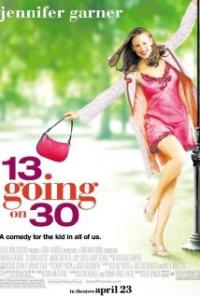 13 Going on 30 (2004) movie poster