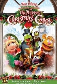The Muppet Christmas Carol (1992) movie poster